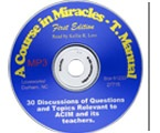 A COURSE IN MIRACLES MANUAL ~ Kellie Love AUDIO - Outside U.S.A.